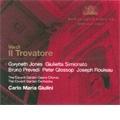 Verdi: Il Trovatore (11/26/1964) / Carlo Maria Giulini(cond), Royal Opera House Covent Garden Orchestra, Gwyneth Jones(S), Giulietta Simionato(Ms), Bruno Prevedi(Br), etc