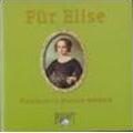 Fur Elise -Favourite Piano Works: Beethoven, Schumann, Chopin, Mendelssohn, etc / Misha Goldstein(p), Martyn van den Hoek(p)