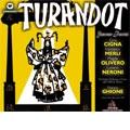 Puccini:Turandot:co Ghione(cond)/Orchestra Sinfonica e Coro di Torino della Rai/etc