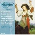 Martinu: Piano Works / Radoslav Kvapil