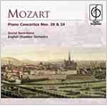 Mozart: Piano Concertos No.20 K.466, No.24 K.491, Piano Sonata No.16 K.545 / Daniel Barenboim(p/cond), ECO