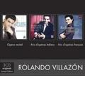 Rolando Villazon -Italian Opera Arias, French Opera Arias, Opera Recital / Marcello Viotti, Munchner Rundfunkorchester, etc<限定盤>