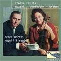 Sonata Recital -Mozart/Beethoven/Brahms (1927-61):Erica Morini(vn)/Rudolf Firkusny(p)/etc