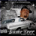 Old Town Gangsters - Game Over