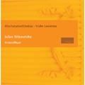 Khachaturian: Violin Concerto; Sibelius: Violin Concerto; Bazzini : Rondo, etc (1953-54) / Julian Sitkovetzky(vn), Nikolai Anosov(cond), Czech PO, etc