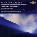 "Hovhaness: Symphony No.2 Op.132 ""Mysterious Mountain"", Lousadzak Op.48; L.Harrison: Symphony No.2 ""Elegiac"" / Dennis Russell Davies(cond), American Composers Orchestra, Keith Jarrett(p)"