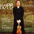 Schnittke:Violin Sonata/Takemitsu:Nostalgia/Weill:Violin Concerto op.12:D.Hope, W.Boughton, English SO
