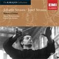 Waltzes & Polkas - Johann Strauss, Josef Strauss