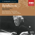 The Karajan Collection -Beethoven: Piano Concerto No.4 (9/1974), Triple Concerto (9/1969) / Herbert von Karajan(cond), BPO, Alexis Weissenberg(p), David Oistrakh(vn), Mstislav Rostropovich(vc), Sviatoslav Richter(p)