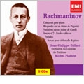 COMPOSERS BOXES:RACHMANINOV:PIANO CTO 1-4/ETC:JEAN-PHILIPPE COLLARD/MICHEL PLASSON/TOULOUSE CAPITAL O