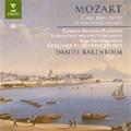 Mozart: Cosi fan tutte -Highlights / Daniel Barenboim(cond), BPO, Lella Cuberli(S), etc