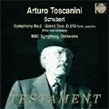 シューベルト: 交響曲第2番、シューベルト/ヨアヒム編曲: ピアノ・デュオのためのソナタ「グラン・デュオ」(管弦楽版)