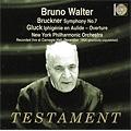 グルック: 歌劇「オーリードのイフィジェニー」序曲、ブルックナー: 交響曲第7番
