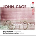 John Cage: Trombone & Piano -Two for Piano & Tenor Trombone, Variations I, Music for Two (6/2007) / Mike Svoboda(tb), Steffen Schleiermacher(p)