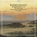 R.Simonsen: Symphonies No.1, No.2, Ouverture / Israel Yinon, Sonderjyllands Symphony Orchestra