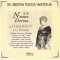 24 Nessun Dorma da Turandot di G.Puccini