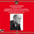 Sviatoslav Richter -The Sofia Recital : Mussorgsky, Schubert, Liszt, etc (2/1958)