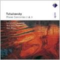 TCHAIKOVSKY:PIANO CONCERTO NO.2/NO.3:E.LEONSKAJA(p)/K.MASUR(cond)/NYP
