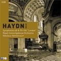 """Haydn: Symphonies No.68, No.93-No.104""""London"""" / Nikolaus Harnoncourt(cond), RCO"""