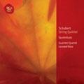 "Classic Library -Schubert:Strings Quintet Op.163/Op. posth ""Quartettsatz"":Guarneri String Quartet/Leonard Rose(vc)"