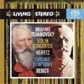 【ワケあり特価】Brahms: Violin Concerto; Tchaikovsky: Violin Concerto