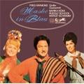F.Raymond: Maske in Blau (1964/HLT) / Werner Schmidt-Boelcke(cond), Berlin SO, Marika Rokk(S), etc