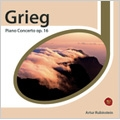 Grieg: Piano Concerto, Ballde Op.24, Albumblatt, Lyrische Stucke / Arthur Rubinstein(p), Eugene Ormandy(cond), Philadelphia Orchestra