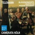 Telemann: Blaserkonzert / Camerata Koln