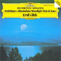 "Beethoven: Piano Sonatas No.14 Op.27-2""Moonlight"", No.8 Op.13""Pathetique"", etc / Emil Gilels(p)"