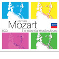 ULTIMATE MOZART -THE ESSENTIAL MASTERPIECES