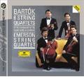 Bartok: The 6 String Quartets / Emerson String Quartet