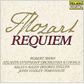 Mozart: Requiem / Robert Shaw(cond), Atlanta SO & Chorus