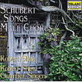 Schubert: Songs for Male Chorus -Die Nacht, Die Nachtigall, Wehmuth, etc / Robert Shaw(cond), Chamber Singers