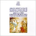 J.S.Bach: Christmas Oratorio BWV.248 -Arias & Choruses / Nikolaus Harnoncourt(cond), Concentus Musicus Wien