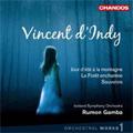d'Indy: Orchestral Works Vol.1; La Foret Enchantee, Jour d'ete a la Montagne, Souvenirs / Rumon Gamba, Iceland Symphony Orchestra