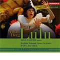 A.BERG:LULU:PAUL DANIEL(cond)/ENGLISH NATIONAL OPERA ORCHESTRA/LISA SAFFER(S)/ETC