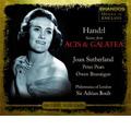 Handel : Scenes from Acis and Galatea / Adrian Boult(cond), Philomusica of London, Joan Sutherland(S), etc