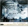 American Voices Vol.2 - Sonatas / Mark Hetzler, Martha Fischer