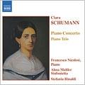 C.Schumann: Piano Concerto, Piano Trio