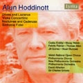HODDINOTT:DIVES & LAZARUS OP.39/CONCERTINO FOR VIOLA/NOCTURNES & CADENZAS FOR CELLO/ETC:DAVID ATHERTON(cond)/PHILHARMONIA ORCHESTRA/ETC