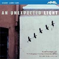 Sadie Harrison: An Unexpected Light / Rusne Mataityte(vn), Sergejus Okrusko(p), Donatas Katkus(cond), St Christopher Chamber Orchestra