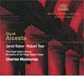 Gluck: Alceste (12/12/1981) / Charles Mackerras(cond), Royal Opera House Covent Garden Orchestra & Chorus, Janet Baker(Ms), Robert Tear(T), etc