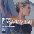 Mozart: Opera & Concert Arias / Diana Damrau(S), Jeremie Rhorer(cond), Le Cercle De L'Harmonie
