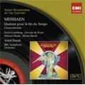 Messiaen: Quatuor pour la Fin du Temps (10/01968), Chronochromie (9/1964) / Gervase de Peyer(cl), Erich Gruenberg(vn), Antal Dorati(cond), BBC SO, etc