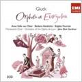 Gluck: Orphee & Eurydice  / John Eliot Gardiner(cond), Lyon Opera Orchestra, Monteverdi Choir, Anne Sophie von Otter(Ms), Barbara Hendricks(S), etc<限定盤>
