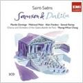 Saint-Saens: Samson and Delila  / Myung-Whun Chung(cond), Bastille Opera Orchestra and Chorus, Placido Domingo(T), Waltraud Meier(Ms), etc<限定盤>