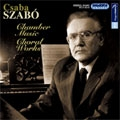 SZABO:CHAMBER MUSIC & CHORAL WORKS:GYOERGY SELMECZI(cond)/CAMERATA TRANSSYLVANICA/LAURA FARAGO(S)/ETC