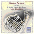 HERMANN BAUMANN PERFORMS HORN CONCERTOS BY L.MOZART, POKORNY, WITT, ROSETTI:HERMANN BAUMANN(hrn)/JAAP SCHRODER(cond)/CONCERTO AMSTERDAM/ETC