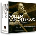 Willem Van Otterloo: The Original Recordings 1950-1960: Berlioz, Weber, Wagner, Reger, Diepenbrock, Ravel, Haydn, Schubert, Schumann, Mahler, etc / Willem Van Otterloo, Residentie Orchestra, etc