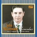Remember V3 Original 1911-28 Recordings:John Mccormack